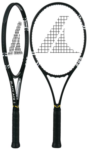 Pro Kennex Black Ace 98