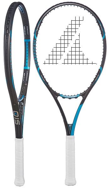 Tennis Pro-Kennex Q+15 Light 260 2019 Racchetta Senza Corda Grip 3