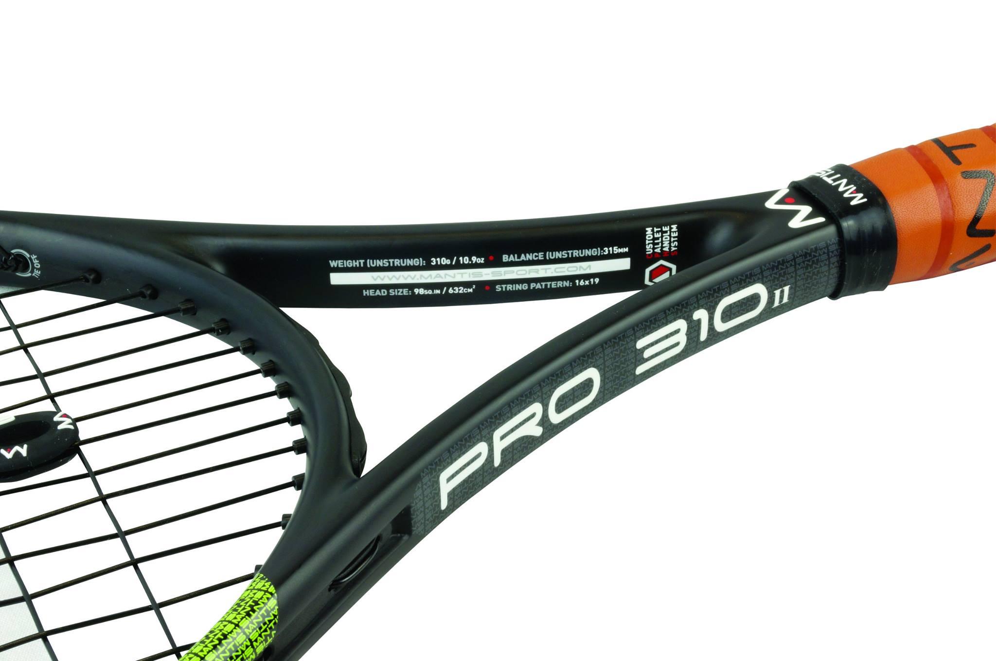 131ad9c412 Mantis Pro 310 II - TennisTaste.com